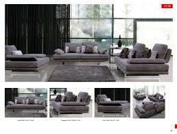 leather living room furniture  esf wholesale furniture