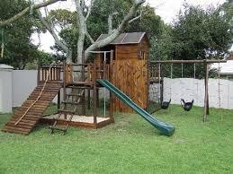 jungle gyms and playground equipment