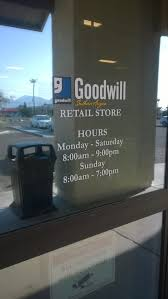 photo of goodwill thrift and donation center tucson az