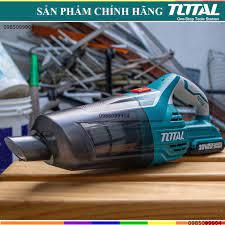 Máy hút bụi cầm tay dùng pin 20V Total TVLI2001 (Bảo hành 6 Tháng) chính  hãng 675,000đ