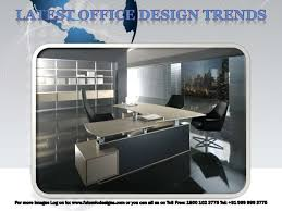 Latest office designs Personal 16 Slideshare Latest Office Design Trends