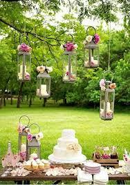 garden party ideas. Hanging Lanterns 40 Garden Ideas For Your Summer Party Decoration L