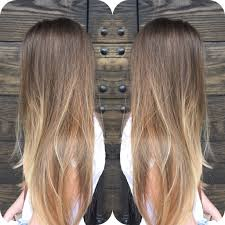Baby Light Balayage Natural Balayage And Baby Lights Hair Styles Light Hair