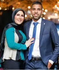 مؤمن زكريا وزوجته أشهر كابل في 2020 نموذج للحب الحقيقي - ليالينا