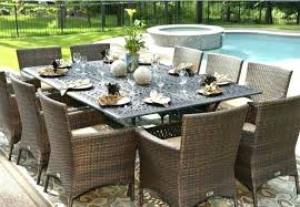 medium size of outdoor dining table and chairs cover round patio rattan furniture on