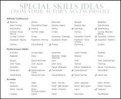 Skills Based Resume Template Resume Template Skills Based Professional Skills Based Cv Template
