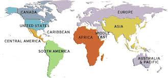 United States Of America On World Map Barca Fontanacountryinn Com