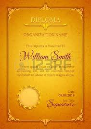 light golden classic diploma a marble texture vintage  golden classic diploma a marble texture vintage decorative elements and frame space for