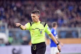 Arbitri Serie A: Rocchi per Inter-Atalanta, Irrati al Var ...