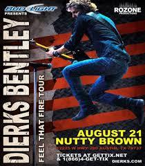 Dierks Bentley In Austin At Nutty Brown Amphitheatre