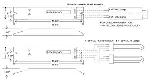 universal lighting technologies Ge Hid Ballast Wiring Diagram T8 Ballast Wiring Diagram