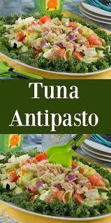 Tuna Antipasto | Recipe