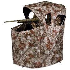 ameristep chair blind tangle 2 0 camo 213447 ground blinds at