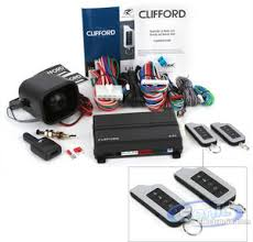 clifford matrix 3 3x vehicle security alarm remote start system