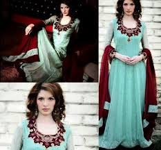 Maxi Dress For Wedding 2015 In Pakistan