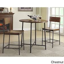 awesome round pub tables and chairs marcela 36 inch dining table and chairs decor