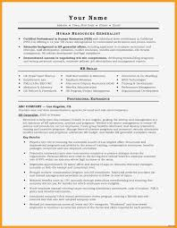 Sample Resume Objectives Statements Hr Resume Objective Statements Speed Club
