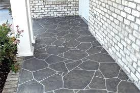 concrete porch paint ideas stone patio floor painted concrete porch painted good porch flooring ideas outdoor