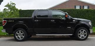 ... Ford F-150 King Ranch 4x4 Supercrew EcoBoost. Jo-Carolyn Goode |  4/25/2013, 9:39 A.m. Updated On N