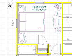 Bedroom Furniture Layout - Any good ideas? - Smaller Homes Forum - GardenWeb