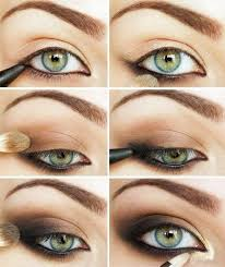 best makeup tutorial for hazel eyes