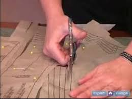 Sewing Making A Mens Shirt Sewing Tips Cutting Out The Pattern