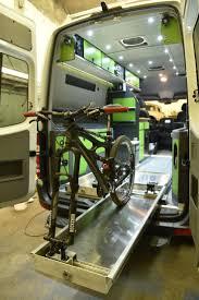Bike Campers 368 Best Vans Images On Pinterest Van Life Camper Conversion