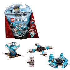 LEGO NINJAGO Con Quay Lốc Xoáy Băng Giá 70661, Giá tháng 6/2021