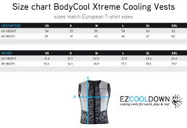 Bodycool Xtreme Evaporative Cooling Vest Ezcooldown