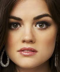 i love aria montgomery s make up from pretty little liars it looks natural