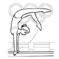 Free coloring pages gymnastics from floor to gymnastics. Free Printable Sports Coloring Pages Online
