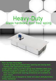 full image for gallery of glass door closer and door closer with 8300 factory made door