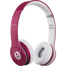 Light Pink Beats By Dre Beats By Dr Dre Solo Hd On Ear Headphones Bubble Gum Pink With Mic Remote Control On Cable