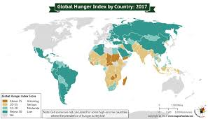 World Hunger Chart In Charts Global Hunger The Globalist