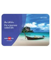 MakeMyTrip E-Gift Card 10000 - Buy Online on Snapdeal