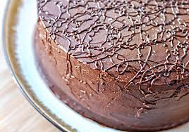 Salted Caramel Chocolate Cake Recipe The Answer is Cake