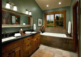 green and brown bathroom color ideas. Image Via Green And Brown Bathroom Decor Beautiful Ideas Color S