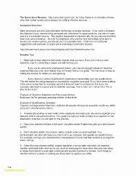 Word 2007 Resume Template Best Of Resume Elegant Resume Template