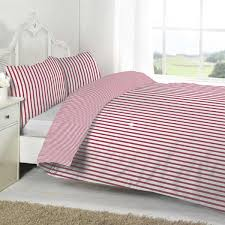 red and white striped duvet cover sweetgalas