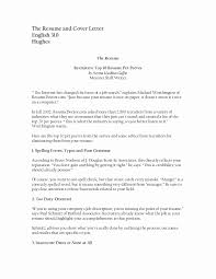 Resume And Cover Letter Examples Lovely Relocation Cover Letter
