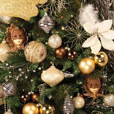 brown christmas ornaments - Google Search