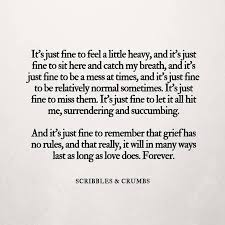 Quotes About Grief Classy I've Yet To Experience Grief In My Life But I Believe This Would Be