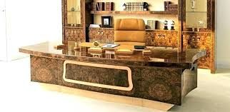 luxurious home office. Luxury Home Office Desk Remarkable Decor Using . Luxurious
