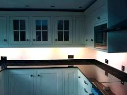 under cabinet led strip idea plug in led under cabinet lighting for kitchen cabinet lighting under