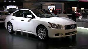 2012 Nissan Maxima Exterior and Interior at 2012 Montreal Auto ...