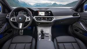 the new bmw 3 series has an interior you want to live in