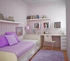 space saving bedroom furniture teenagers. Wonderful Ideas For Space Saving Bedroom With Bunk Bed : White Purple Wall Pillow Blanket Furniture Teenagers