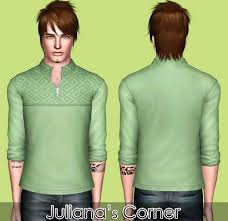Sims 3 Updates - Downloads / Fashion / Clothing / Male - page 29