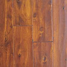 hdc eucalyptus amber hand sed 3 8 in x 5 in wide x varying length hdf hardwood flooring 25 83 sq ft case 16 the home depot