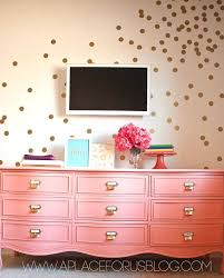 confetti wall temporary paint l off bedroom goals